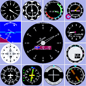 Click to view CST AirGauge ActiveX Control 2.1 screenshot